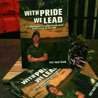 """With Pride We Lead: 21 Strategies to Lead, Excel and Overcome as an NSF"" Book"
