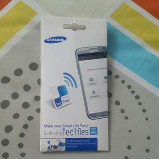 NFC TAGS SAMSUNG TECTILES
