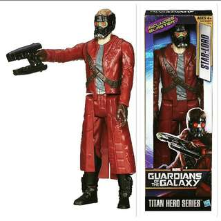 Stat Lord Action Figure