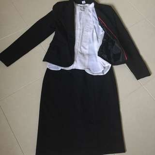 Business/work/interview Outfit Size 10