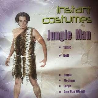 Instant Costumes Jungle Man ...