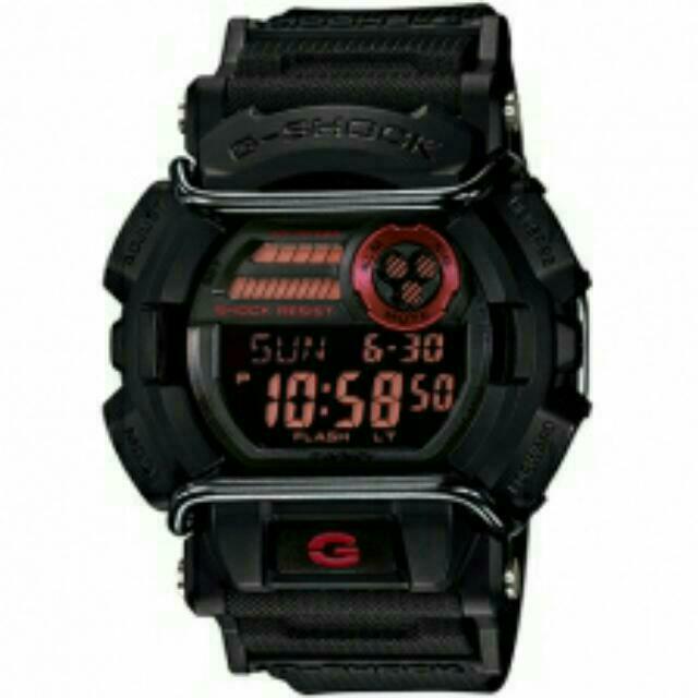 G-SHOCK  限量款全新品  經典防撞設計電子錶