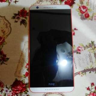 HTC 820 白橘