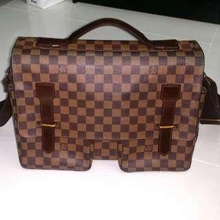 LV Broadway Messenger Louis Vuitton 100% Genuine