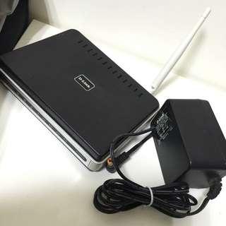 D-Link 無線寬頻路由器「DI-624+A」