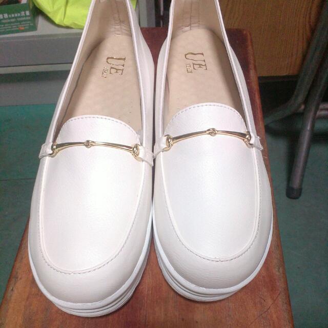 全新24.5☆氣墊厚底鞋