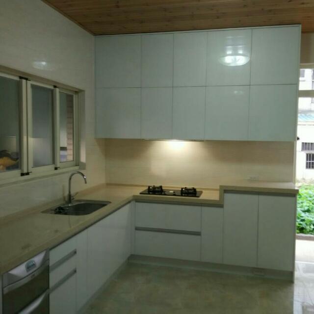 廚具設備,系統廚櫃