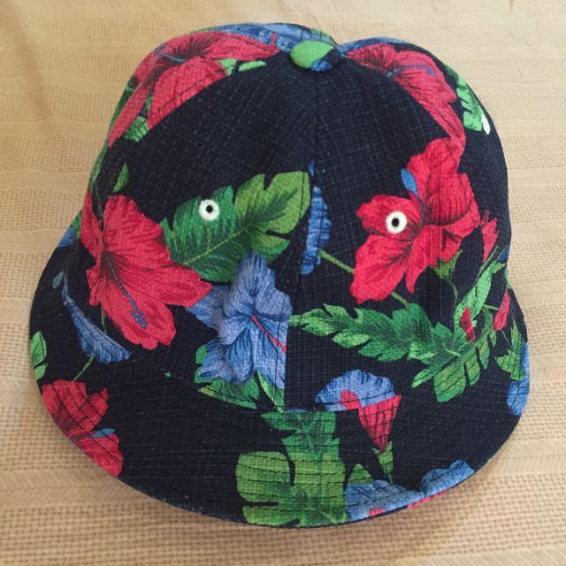 花花漁夫帽
