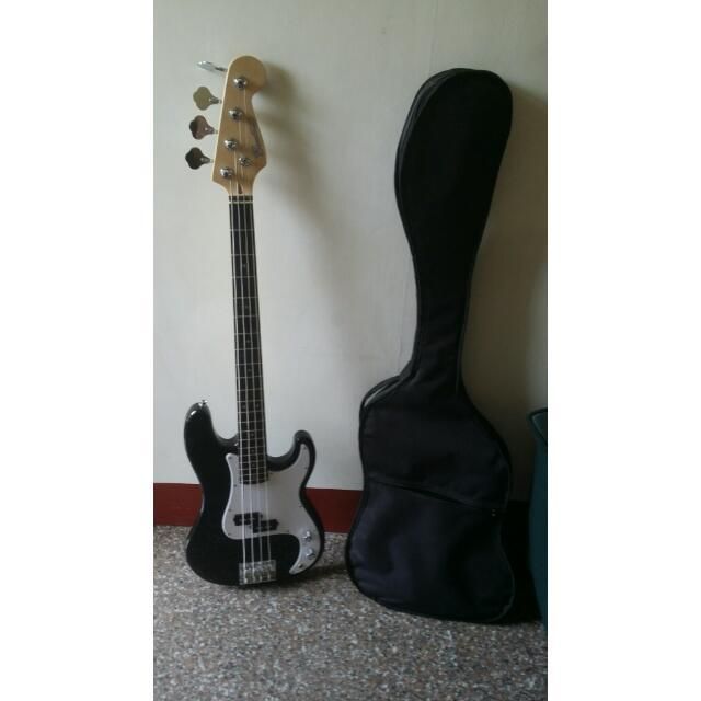 Bass初學者琴(免運)