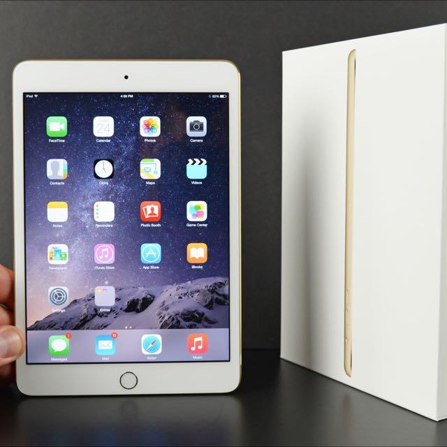 iPad Mini 3 16g插卡+wifi版 (保固至今年3月)apple 2