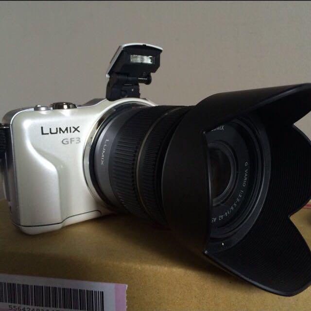 Linux 單眼數位相機
