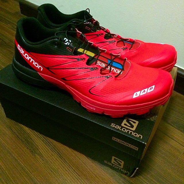 chaussures de séparation b8081 b0ab2 Salomon S-Lab Sense 3 Ultra SG on Carousell