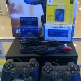 ps2 fat hdd 60gb full game