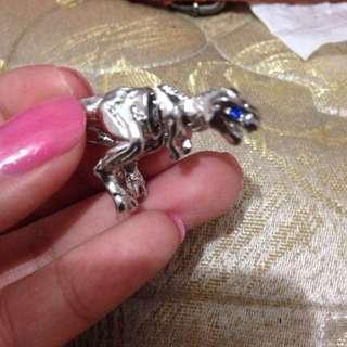 (含運)恐龍造型耳環