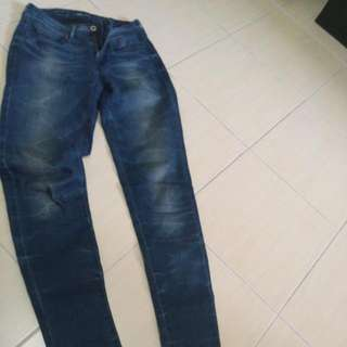 Like New Levis Legging Skinny Size 24