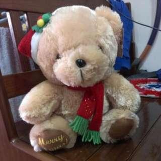 耶誕熊 降!