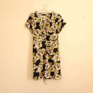 New Look Flower Dress