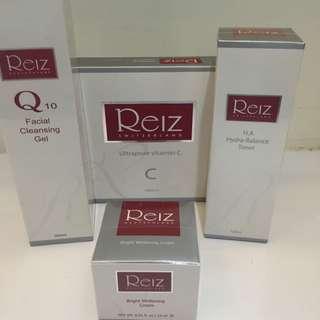 正品 德國醫美保養品牌 Reiz