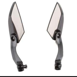 Universal Side Mirror For Gilera Kawasaki Honda Gts Suzuki Fazer Bike Motorcycle Motor