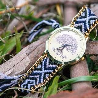 Handmade Friendship Watch