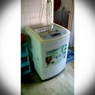 LG 10kg Top Load Washing Machine - Gotta Go Fast!