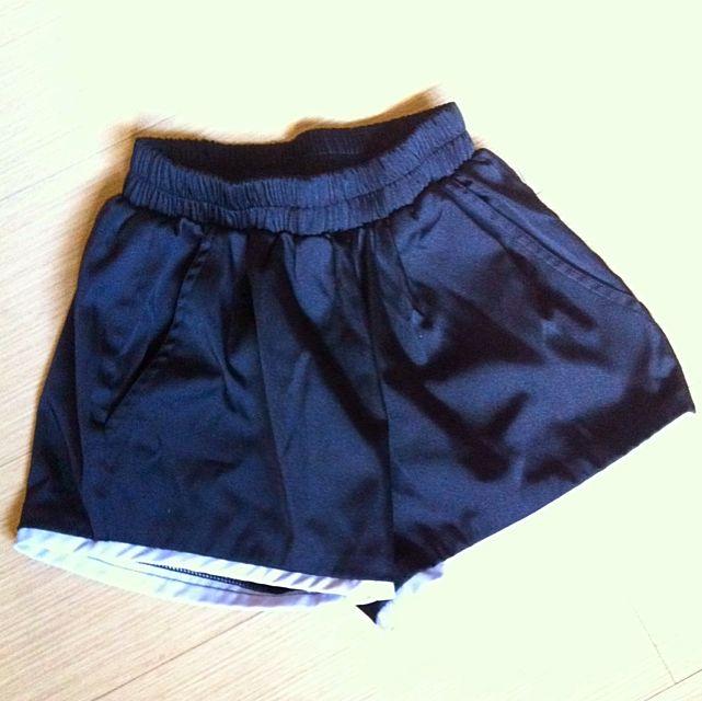 (保留)夏出清。韓版休閒運動短褲