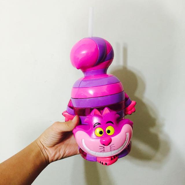 日本迪士尼妙妙貓水壺