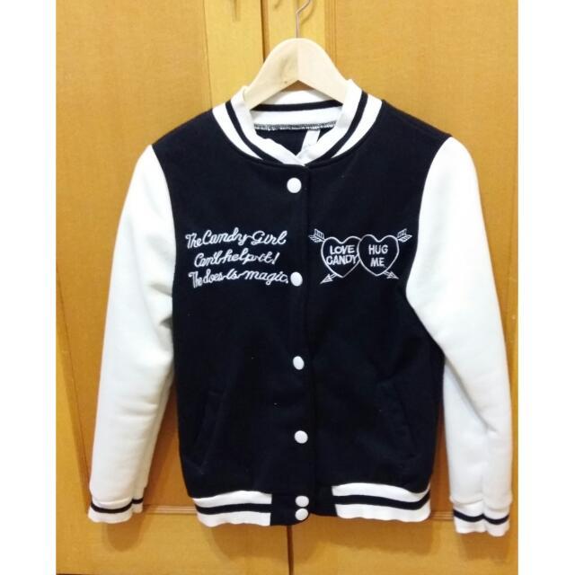 韓版棒球外套