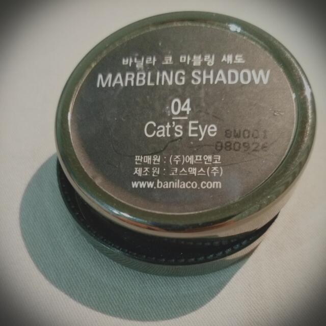 韓國購回 banila 眼影
