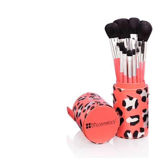 保留ㄓ🇺🇸美國彩妝 cosmetics 12件刷具組[12 pc Wild Brush Set]❗️保留中