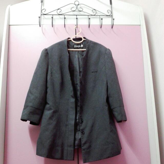 DIMPLE Black Uniform Set