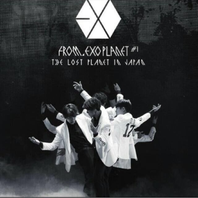 EXO From EXOPLANET #1 The Lost Planet In Japan