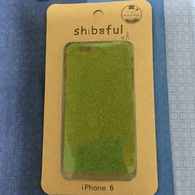 (待匯款)iPhone 6草皮手機殼(硬塑膠)