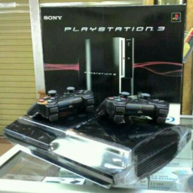 ps3 fat 60gb