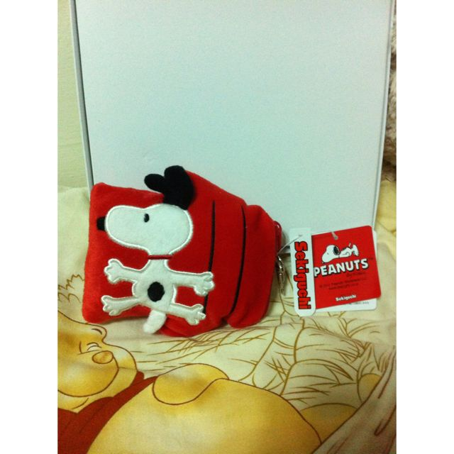 Snoopy錢包卡套(日本原宿限定款-全新)