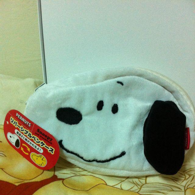 Snoopy&Woodstuck 翻轉錢包(日本限定款-全新)