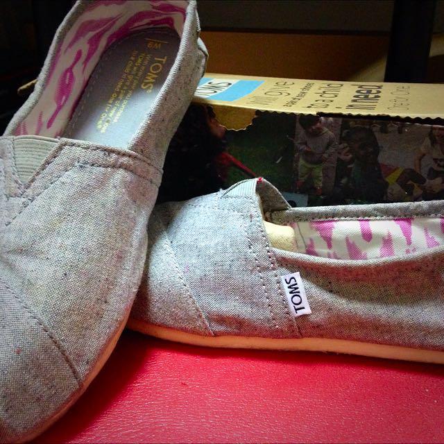 含運Toms包鞋