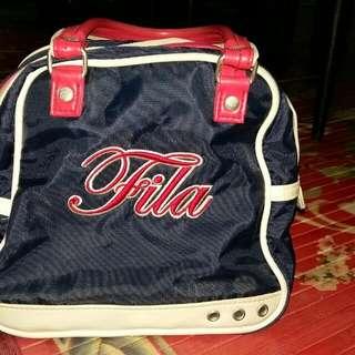 vintage preloved Fila bag