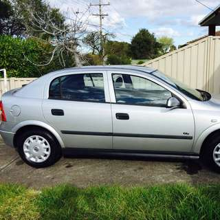 For Sale, Holden Astra City