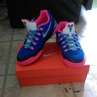 降! #Nike Kobe 9 超美粉藍配色(含運&洗)