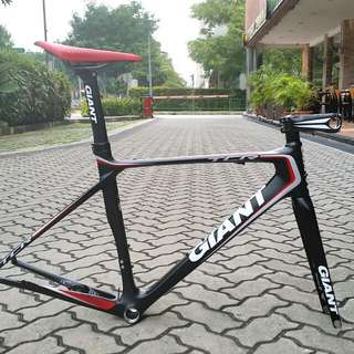 2014 Giant TCR Advance1 Frame Set  (Size M:54)