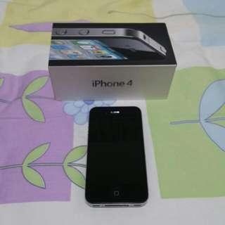 iphone4 16G 黑色