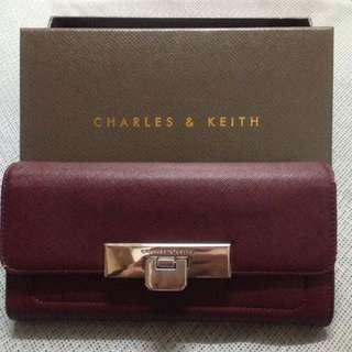 CHARLES&KEITH皮夾
