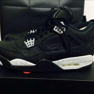Jordan 4 Oreo 喬丹 Size10