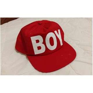 Boy/girl 棒球帽