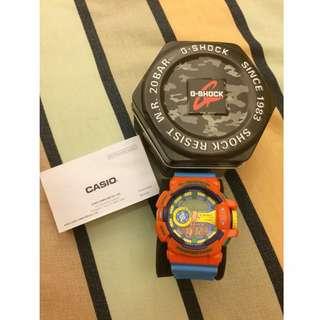 G-Shock卡通配色
