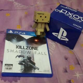 KILLZONE SHADOW FALL -PS4