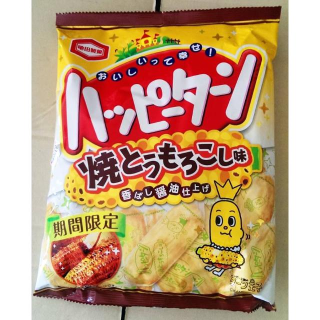 玉米燒米果