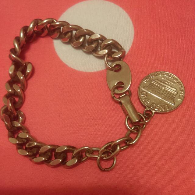 英國錢幣金屬鍊