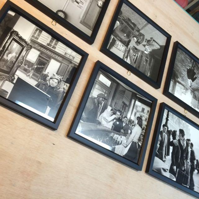 法國名攝影師 相片 佈置 掛飾 掛畫